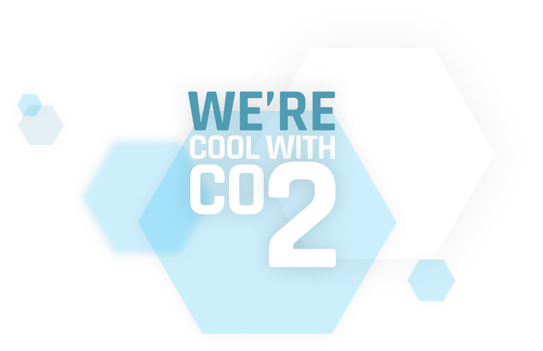 We´re cool with co3